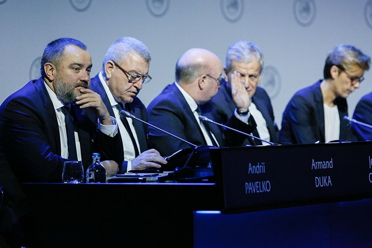 44th UEFA Congress in Amsterdam (03.03.2020/XNUMX/XNUMX)