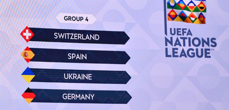 Draw of the League of Nations 2020/2021 in Amsterdam (03.03.2020/XNUMX/XNUMX)