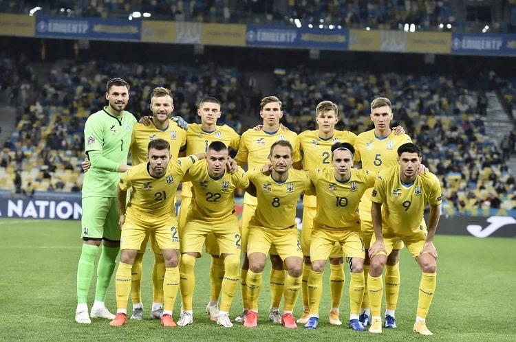 League of Nations 2020/2021. Ukraine - Spain— 1: 0