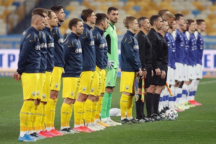World Cup-2022. Ukraine - Finland - 1: 1