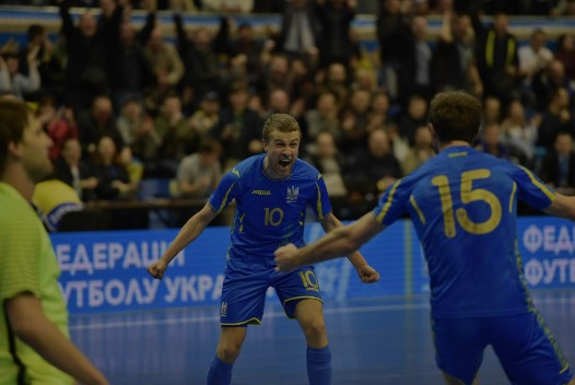 Ukraine at the Futsal European Championships: two medals and a quarterfinal series
