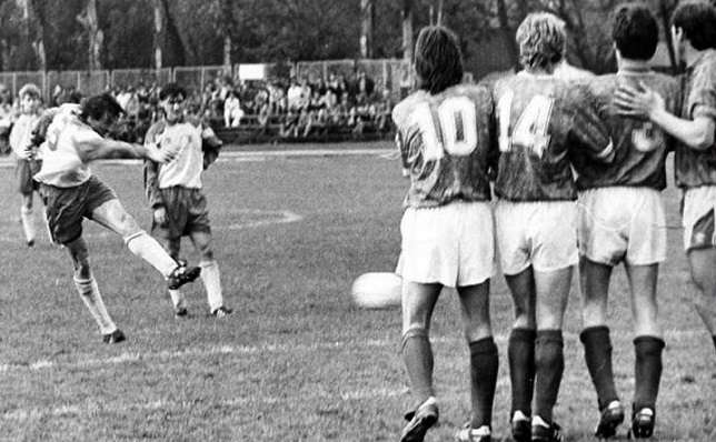 """The author of the historical goal of the national team of Ukraine Ivan Getsko: """"I shot 25 meters above the wall, and the ball flew into the nine"""""""