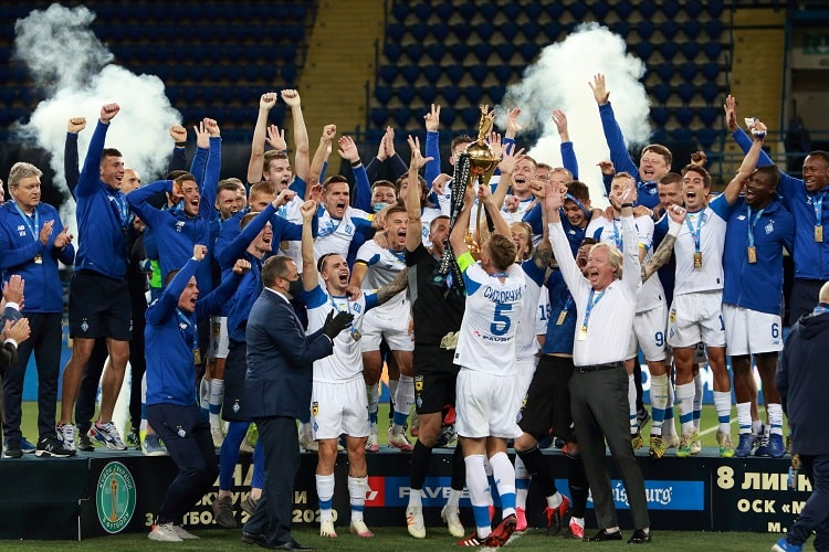 "Final of the Cup of Ukraine-2019/2020: ""Dynamo"" - ""Vorskla"" (08.07.2020)"