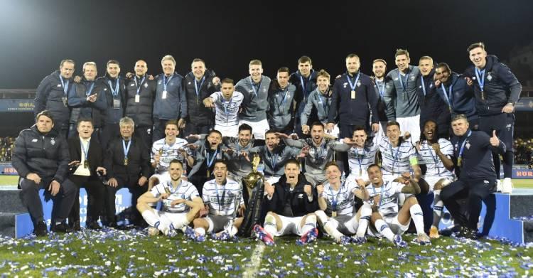 "Final of the Cup of Ukraine-2020/2021 ""Dynamo"" - ""Zorya"" - 1: 0 (13.05.2021)"