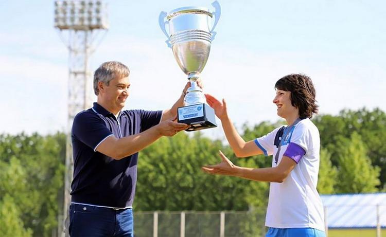 """Vadym Kostyuchenko: """"Le football féminin en Ukraine a continué de se développer même sous les restrictions de quarantaine""""  - Foot 2020"""