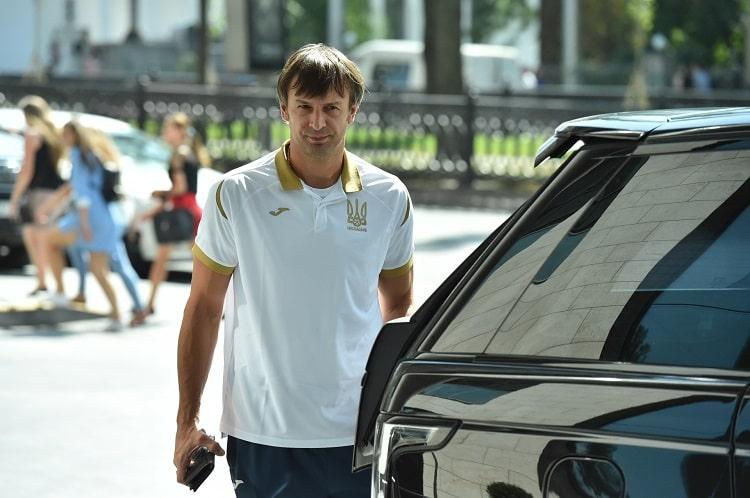 National team profile: Oleksandr Shovkovskyi's and Andrii Pyatov's clean sheets