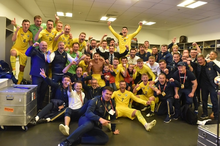 Euro 2020. Eight steps of Ukraine to the final tournament: victory over the continental champions and a ticket to the final stage!