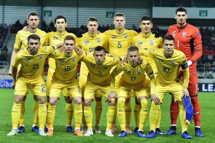 League of Nations 2018. Slovakia - Ukraine - 4: 1
