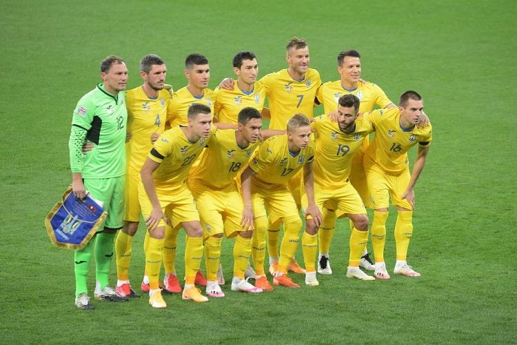 League of Nations. Ukraine - Switzerland - 2: 1