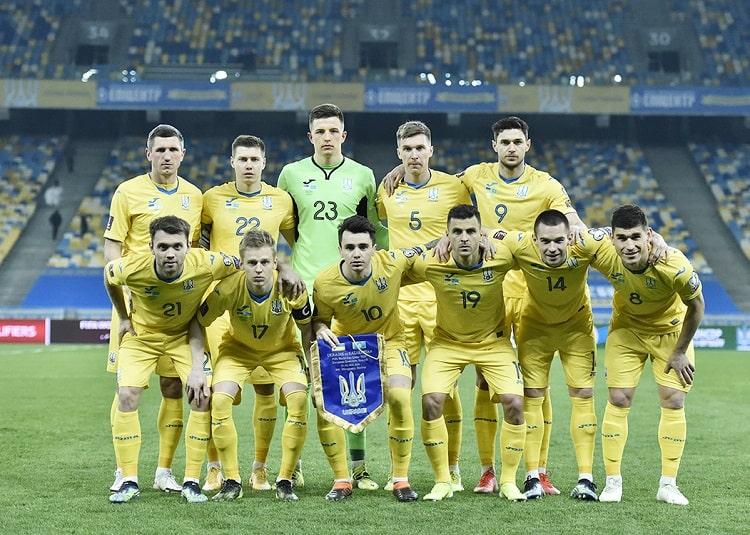World Cup-2022. Ukraine - Kazakhstan - 1: 1