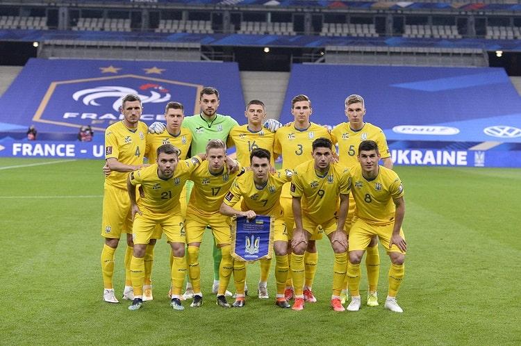 World Cup-2022. France - Ukraine - 1: 1