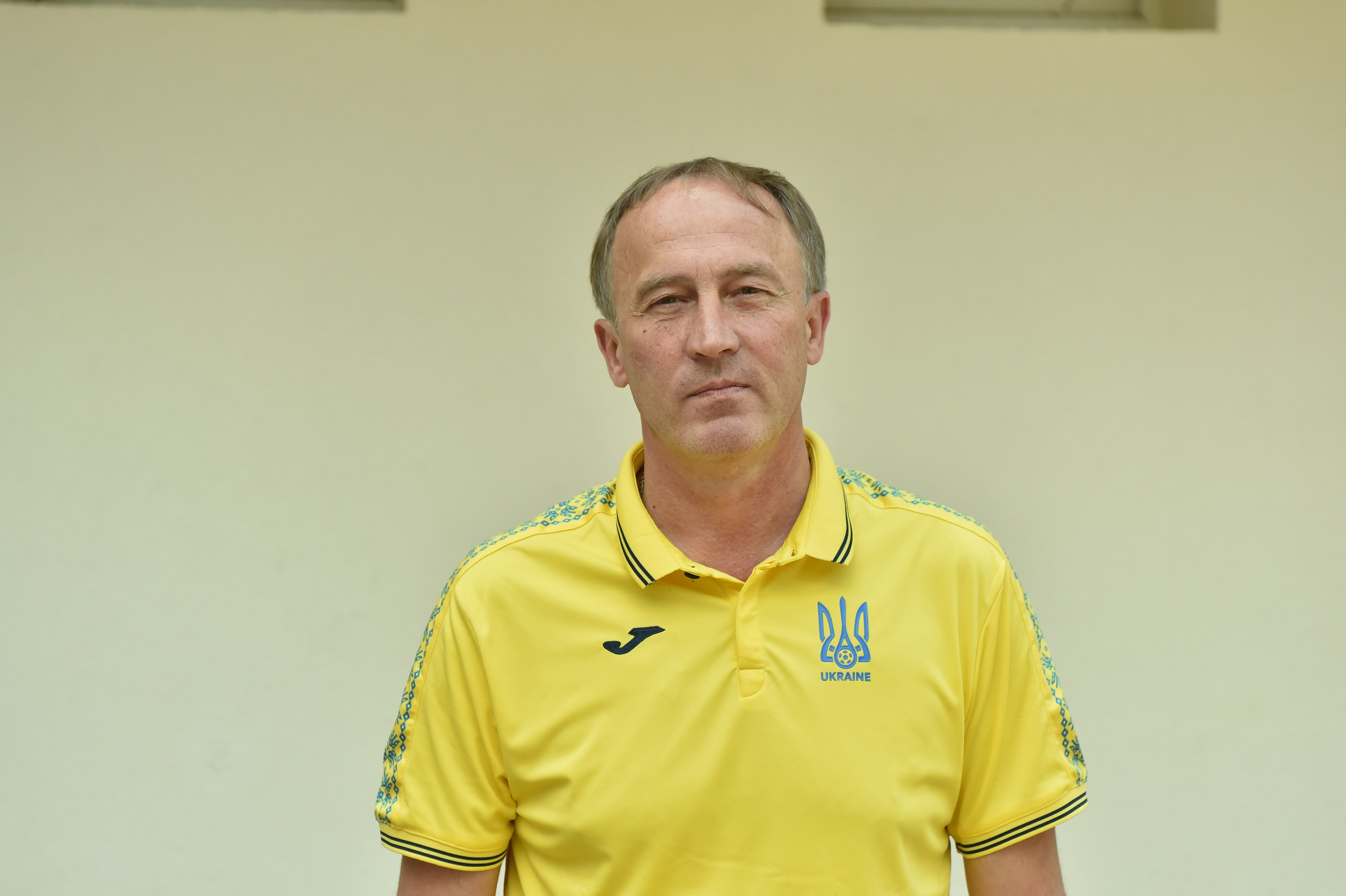 Oleksandr Petrakov became the 16th coach in the history of the national team of Ukraine