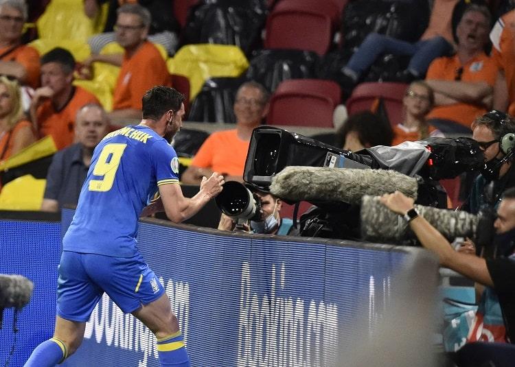 The best scorers of the national team of Ukraine: Roman Yaremchuk entered the historical top-10