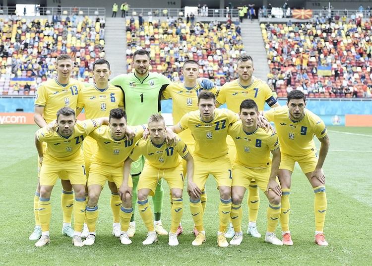 Euro 2020. Ukraine - Northern Macedonia - 2: 1