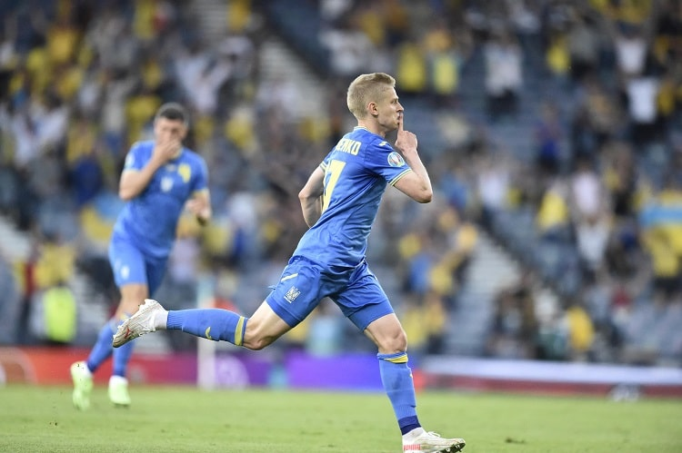 Scorers of the national team of Ukraine: Zinchenko's ball to the Swedes lifted him in the historical table