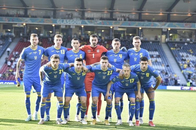 Euro 2020. 1/8 finals. Sweden - Ukraine - 1: 2