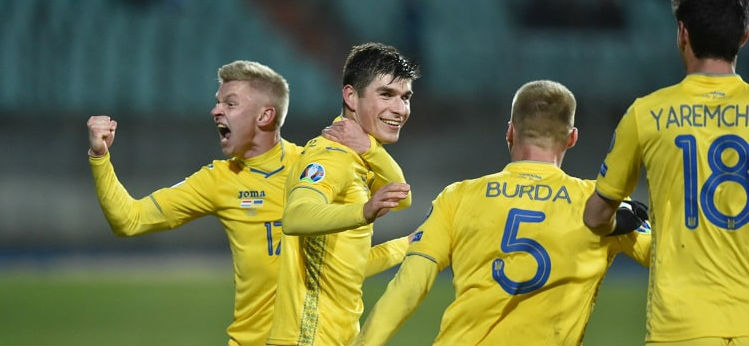 Euro 2020. Eight Steps of Ukraine to the final round: heavy success in Luxembourg