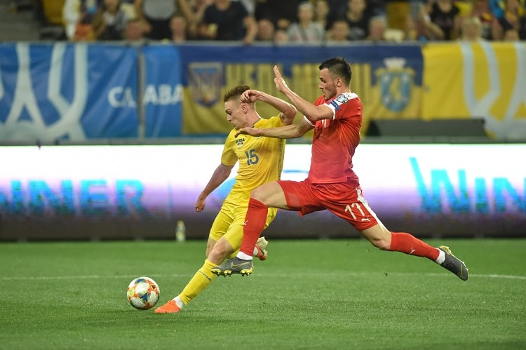 Euro 2020. Eight steps of Ukraine to the final tournament: the devastating defeat of Serbia in Lviv