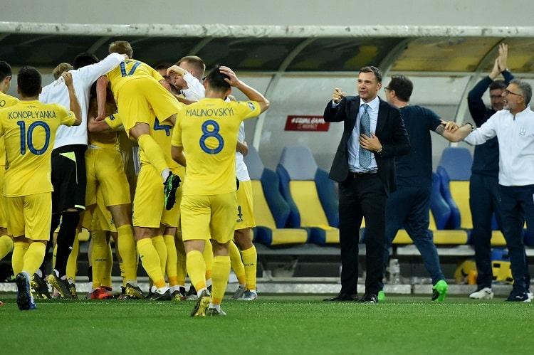 Euro 2020. Ukraine - Serbia - 5-0